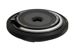 Olympus M.Zuiko MFT 15mm f/8.0 BodyCap Sort