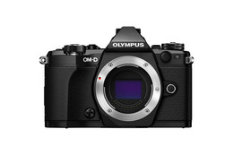 Olympus OM-D E-M5 Mark II Sort Hus