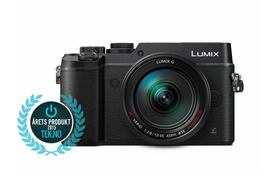 Panasonic Lumix GX8 m/12-35mm Sort