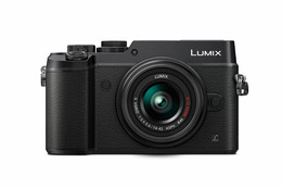Panasonic Lumix GX8 m/14-42mm Sort