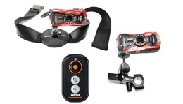 Pentax Action Camera Kit WG