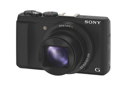 Sony Cyber-Shot HX60V Sort