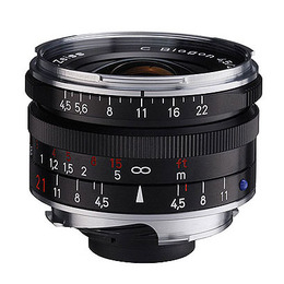 Zeiss C Biogon 21mm f/4.5 ZM svart for Leica M