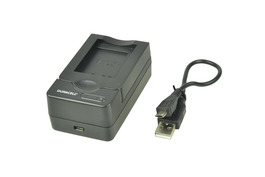 Duracell Batterilader til Nikon EN-EL12