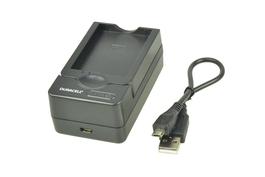 Duracell Batterilader til Nikon EN-EL14
