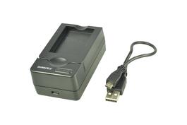 Duracell Batterilader til Canon NB-10L
