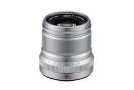 Fujinon XF 50mm f/2 R WR Sølv