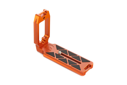 3 Legged Thing QR11-LC Universal L-Bracket Oransje