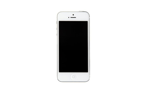 iPhone 5 Hvit Skjermbytte