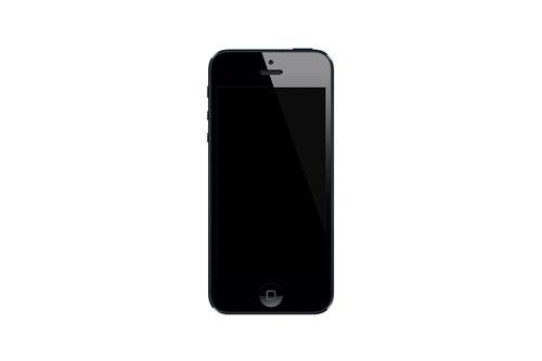 iPhone 6 Sort Skjermbytte