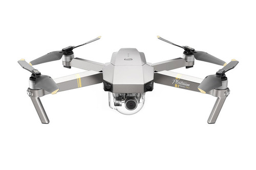 DJI Mavic Pro Platinum Fly More RTF Drone