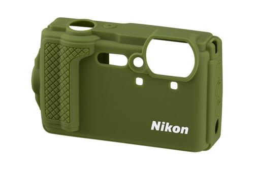 Nikon W300 Silikonetui Grønn