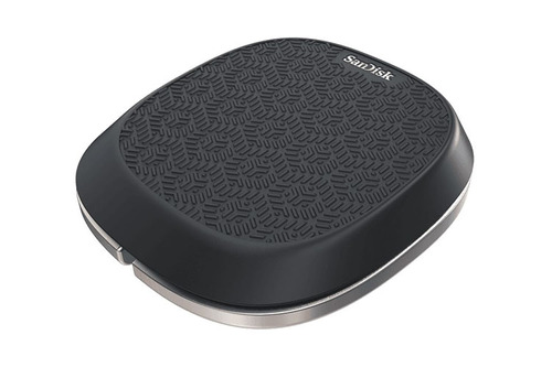SanDisk iXpand Base 256GB Lader & Lagring for iPhone