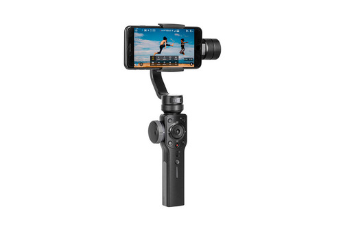 Zhiyun Smooth 4 Gimbal for Smarttelefoner Sort