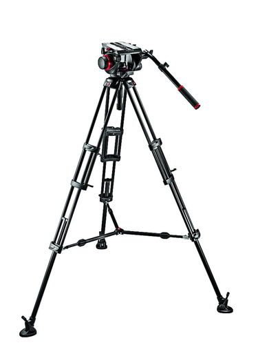 Manfrotto M545BK m/ 509HD
