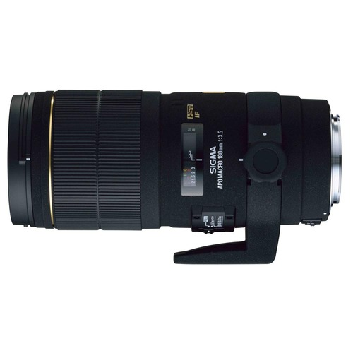 Sigma 180mm F3.5 APO EX DG Macro HSM for Canon