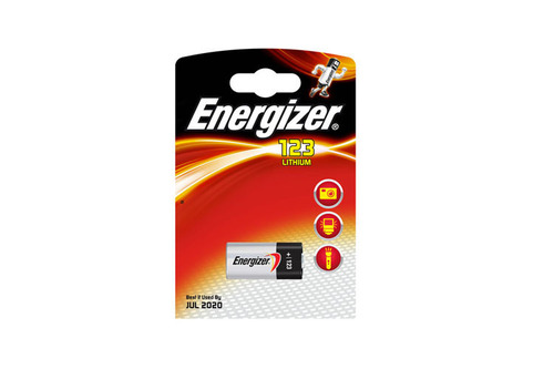 Energizer Photo Lithium EL123AP/CR123