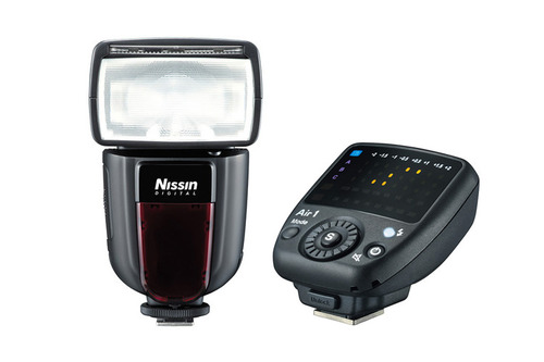 Nissin Di700A Blits for Sony + Commander Air 1 Trådløs Sender