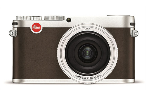 Leica X Sølv