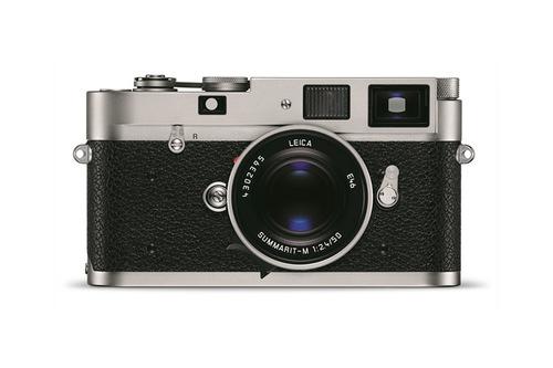 Leica M-A Sølv