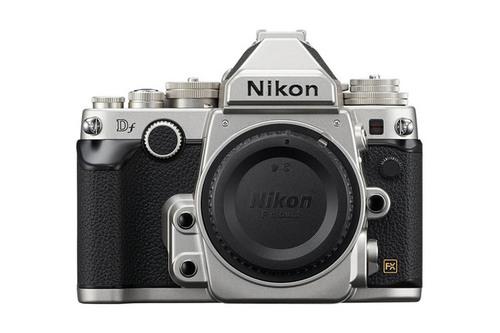 Nikon Df Kamerahus Sølv