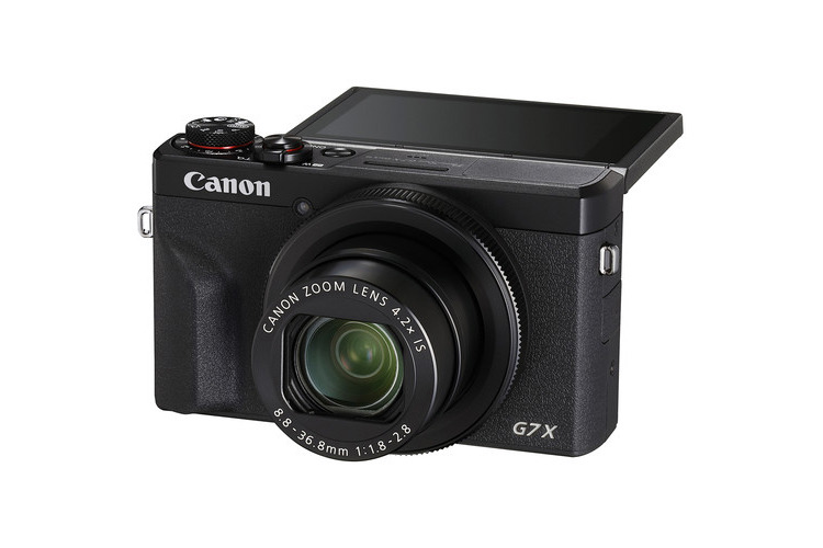 Canon Powershot G7X Mark III Foto.no
