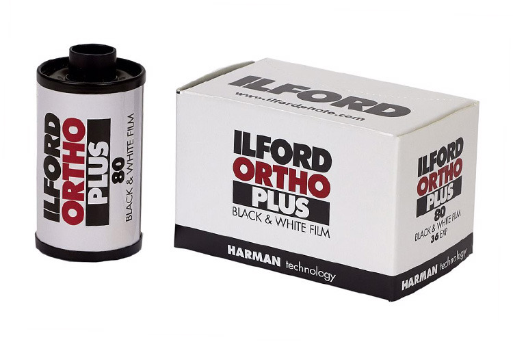 Ilford Photo Ortho Plus 135 36 Bilder