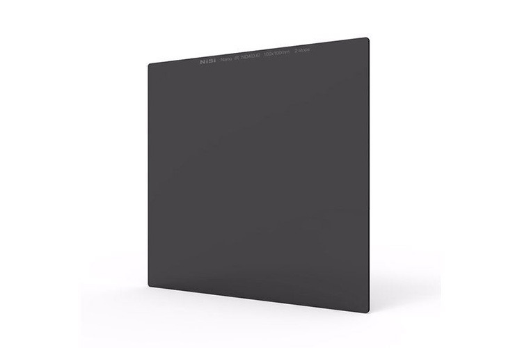 NiSi 100x100 ND256 Square Nano IRND 8 Stop Filter