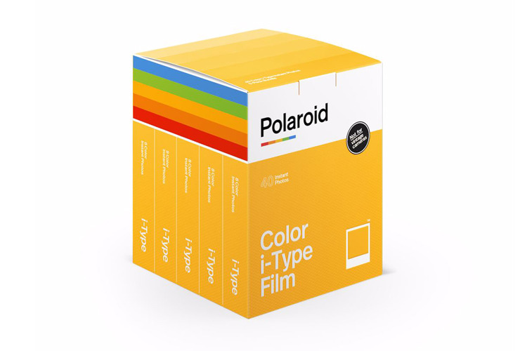 Polaroid Originals Film I-Type Color 40pk
