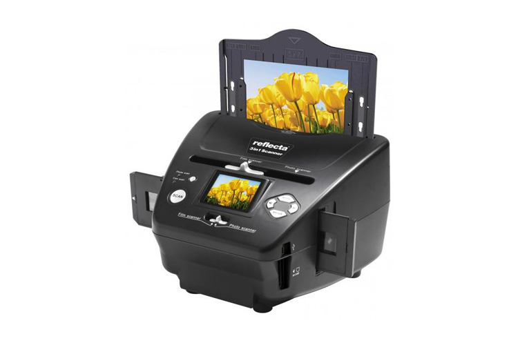 Reflecta 3-in-1 Scanner