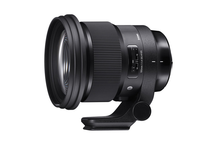 Sigma 105mm f/1.4 DG HSM Art for Canon EF