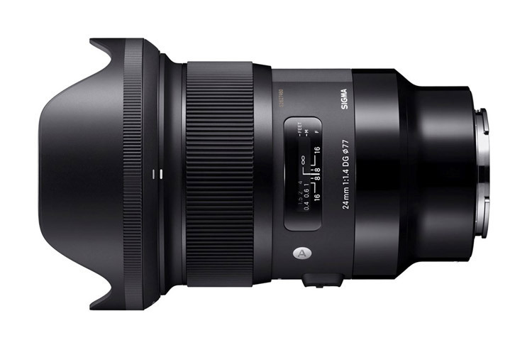 Sigma 24mm f/1.4 DG HSM Art for Leica L
