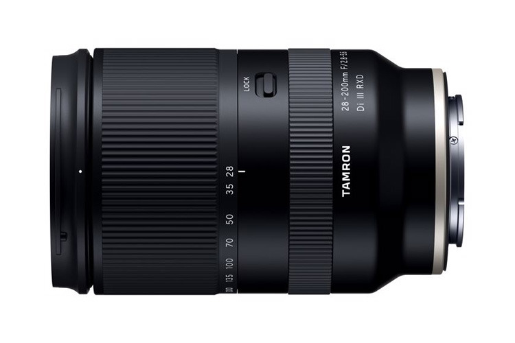 Tamron 28-200MM F/2.8-5.6 DI III RXD for Sony E