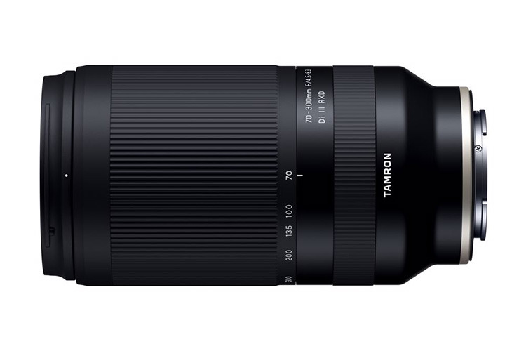 Tamron 70-300mm f/4.5-6.3 Di III RXD for Sony FE