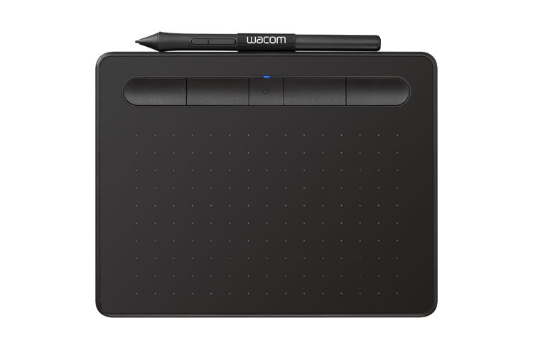 Wacom Intuos Small Bluetooth Sort