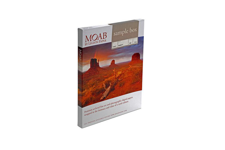 MOAB Sample Pack A4 8 ark