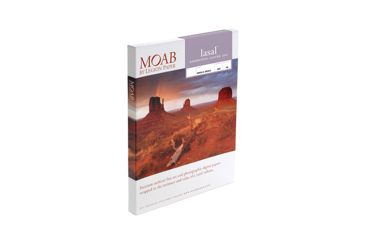 Moab Lasal Exhibition Luster 300 A2 (50 ark)