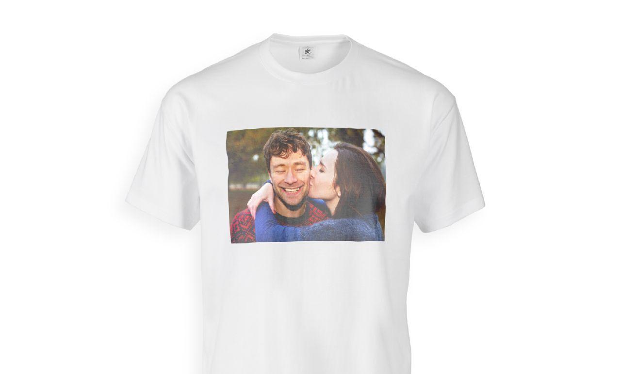 T Skjorte med trykk| Lag T skjorte med egne bilder | Nfoto