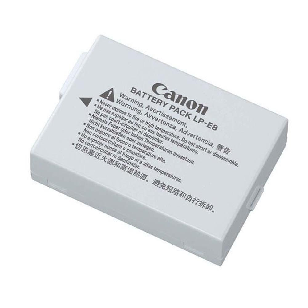 Lader for Canon LP E8 EOS 550D 600D 650D Annet